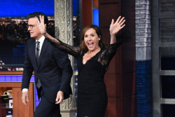 Molly Shannon - The Late Show with Stephen Colbert: January 11th 2018
