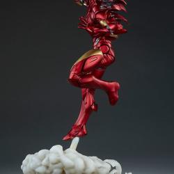 Iron Man Extremis Mark II - Statue (Sideshow) 6a34aPma_t