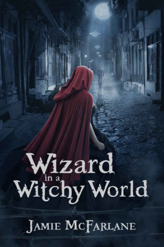 Witchy World 01 Wizard in a Witchy World   Jamie McFarlane