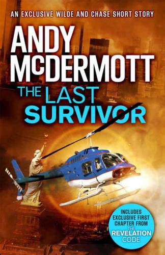 Nina Wilde & Eddie Chase [10 50] The Last Survivor by Andy McDermott