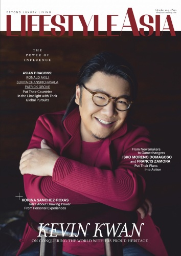 Lifestyle Asia - October (2019)