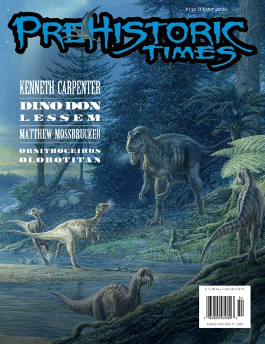 Prehistoric Times - Issue 132 - Winter (2020)