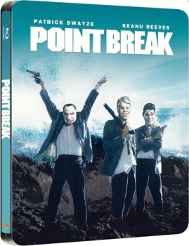 Point Break - Punto di rottura (1991) .mkv HD 720p HEVC x265 AC3 ITA-ENG