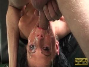 Jess Controlling Escort Stripped Of Power - BDSM, Punishment, Bondage