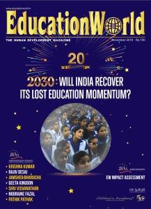 EducationWorld - October (2019)