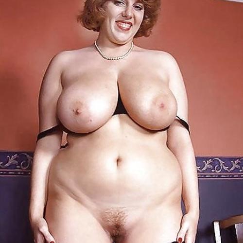 Old girls big tits