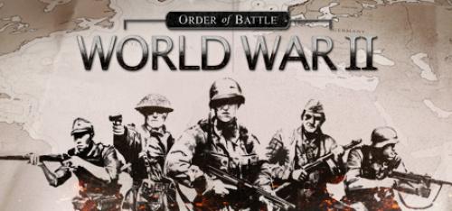 Order of Battle: World War 2 [v 8.4.1 + 12 DLC] (2016) GOG
