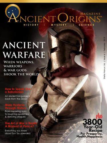 Ancient Origins - Issue 6 - February (2019)