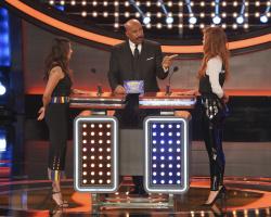 Maria Menounos on Celebrity Family Feud - 7/14/19 Episode