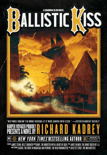 Ballistic Kiss by Richard Kadrey
