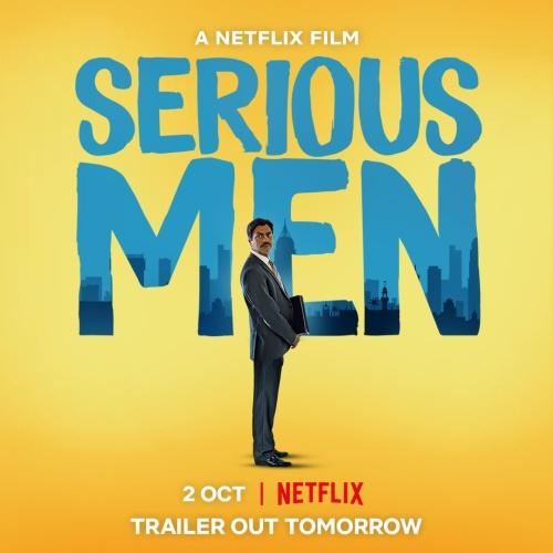 Serious Men (2020) 1080p HDRip x264 DD5 1 [Multi Audio][Hindi+Telugu+Tamil] BollywoodA2z