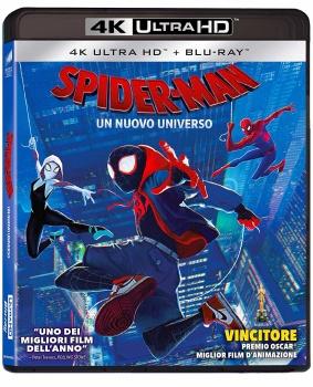 Spider-Man - Un nuovo universo (2018) Full Blu-Ray 4K 2160p UHD HDR 10Bits HEVC ITA DTS-HD MA 5.1 ENG Atmos/TrueHD 7.1 MULTI