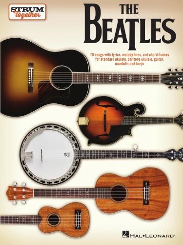 Hal Leonard The Beatles Strum Together Songbook (2019)