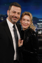 Renee Zellweger - Jimmy Kimmel Live: January 30th 2020