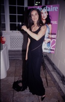 Demi Moore - cocktail party at the French Embassy to honor her as guest editor of Marie Claire Magazine 29.10.1999 x5 Kvo28i9C_t