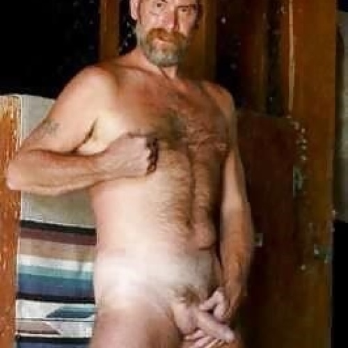 Black mature men naked