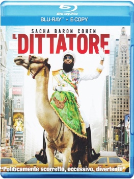 Il dittatore (2012) BD-Untouched 1080p AVC DTS HD ENG AC3 iTA-ENG