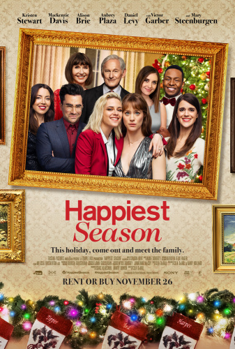 Happiest Season 2020 HDRip XviD AC3-EVO