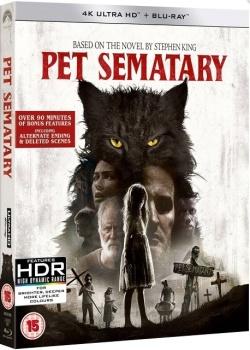 Pet Sematary (2019) Full Blu-Ray 4K 2160p UHD HDR 10Bits HEVC ITA DD 5.1 ENG Atmos/TrueHD 7.1 MULTI