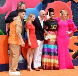 Emma Roberts -              ''UglyDolls'' Premiere Los Angeles April 27th 2019.