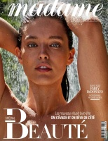 Emily Didonato -      Madame Figaro Magazine (France) April 3rd 2020.