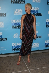 Katy Perry - Opening Night Performance of 'Dear Evan Hansen' at Ahmanson Theatre in LA 10/19/18