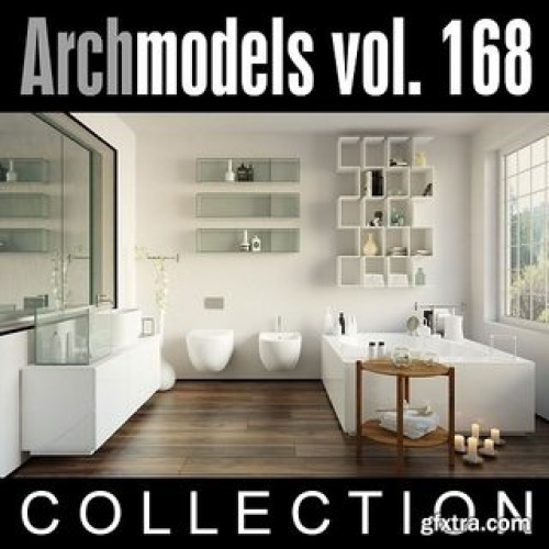 Evermotion - Archmodels vol 168
