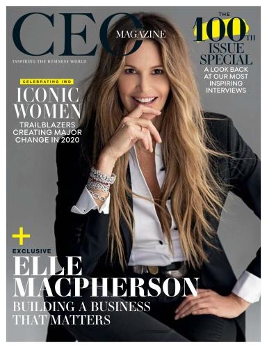 The CEO Magazine Australia & New Zealand - March (2020)