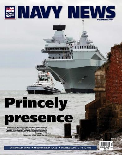 Navy News - December (2019)
