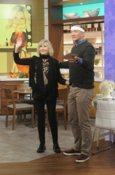 Olivia Newton-John - The Chew: November 17th 2017