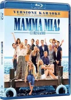 Mamma Mia! Ci risiamo (2018) Full Blu-Ray 44Gb AVC ITA DD Plus 7.1 ENG GER Atmos/TrueHD 7.1