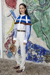 Jennifer Connelly - Louis Vuitton 2019 Cruise Collection in Saint-Paul-De-Vence 5/28/18