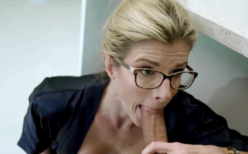 Cory Chase - Step Mom Craves Young Cock [FullHD 1080P]