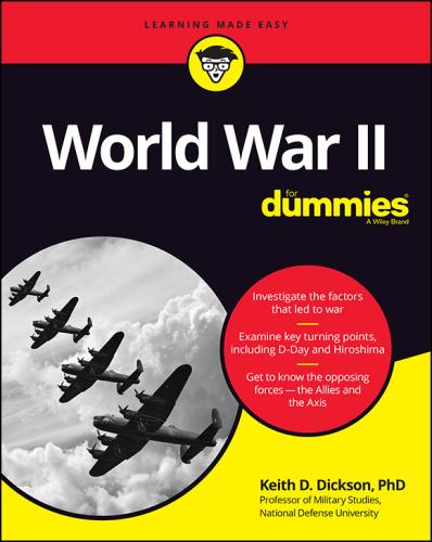 World War II For Dummies - Keith Dickson [kornbolt]