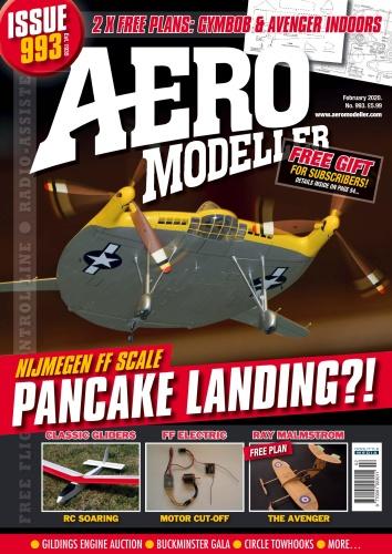 Aeromodeller - Issue 993 - February 2020
