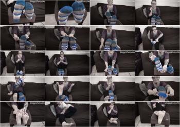 Vanya Vixen - Filthy Fuzzy Socks