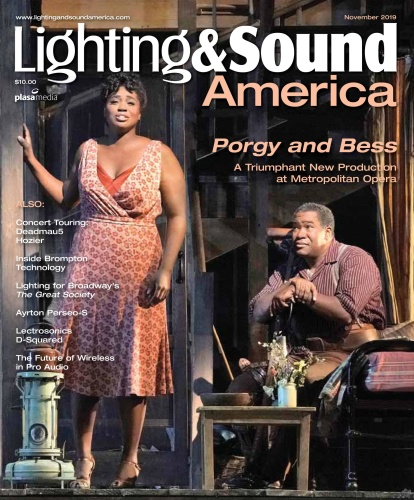 Lighting & Sound America - November (2019)