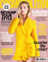 Laura Whitmore -       Cosmopolitan Magazine (UK) June 2020.