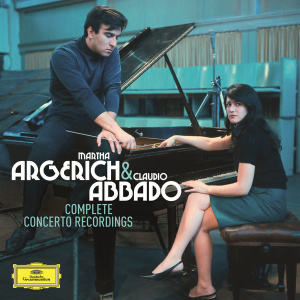 Martha Argerich & Claudio Abbado   Complete Concerto Recordings   Various Composers