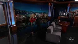 Chloe Grace Moretz - Jimmy Kimmel Live - 2019-02-26