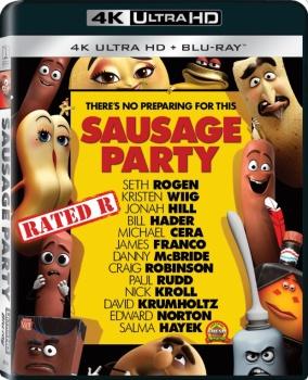Sausage Party - Vita segreta di una salsiccia (2016) Full Blu-Ray 4K 2160p UHD HDR 10Bits HEVC ITA DD 5.1 ENG TrueHD 7.1 MULTI