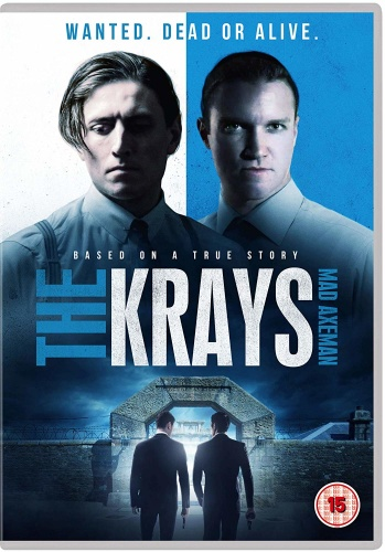 The Krays Mad Axeman 2019 HDRip AC3 x264-CMRG