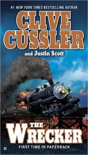 Clive Cussler; Justin Scott - Isaac Bell 02 - The Wrecker