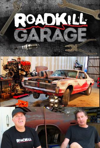 Roadkill Garage S02E06 Barn Find Wagoneer Rescue 720p WEB x264-707