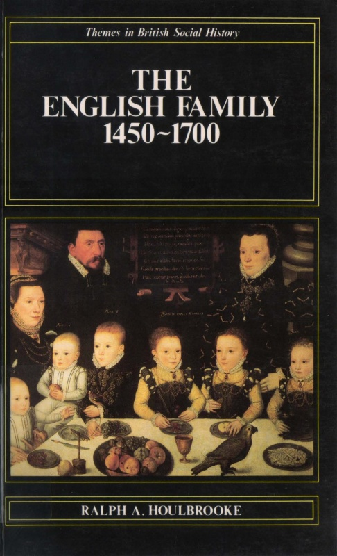 The English Family 1450-(1700)