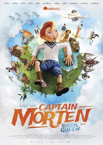 Captain Morten and the Spider Queen 2018 WEB DL x264 FGT