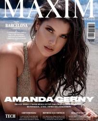 Amanda Cerny Maxim Magazine Mexico August 2019
