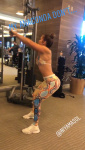 Jennifer Lopez Sexy Workout,  7 September 2018
