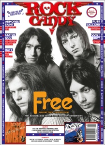 Rock Candy Magazine - Issue 15 - August-September (2019)