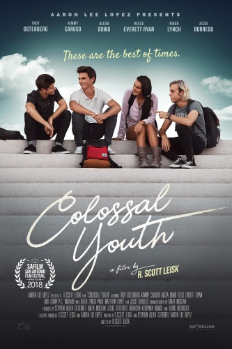 Colossal Youth 2018 WEBRip XviD MP3-XVID